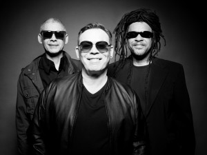 UB40 with sunglasses