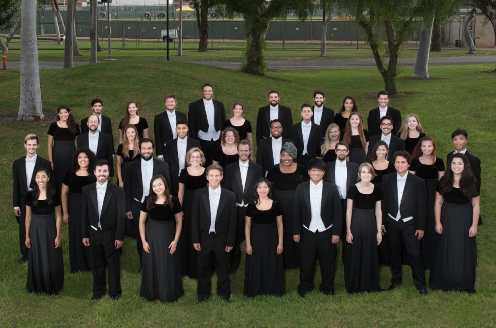 2015 Bob Cole Choir: The Bob Cole Conservatory Chamber Mixed Choir, from California State University in Long Beach.