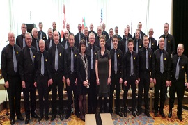 RESIZED.Bois Y Castell Male Voice Choir