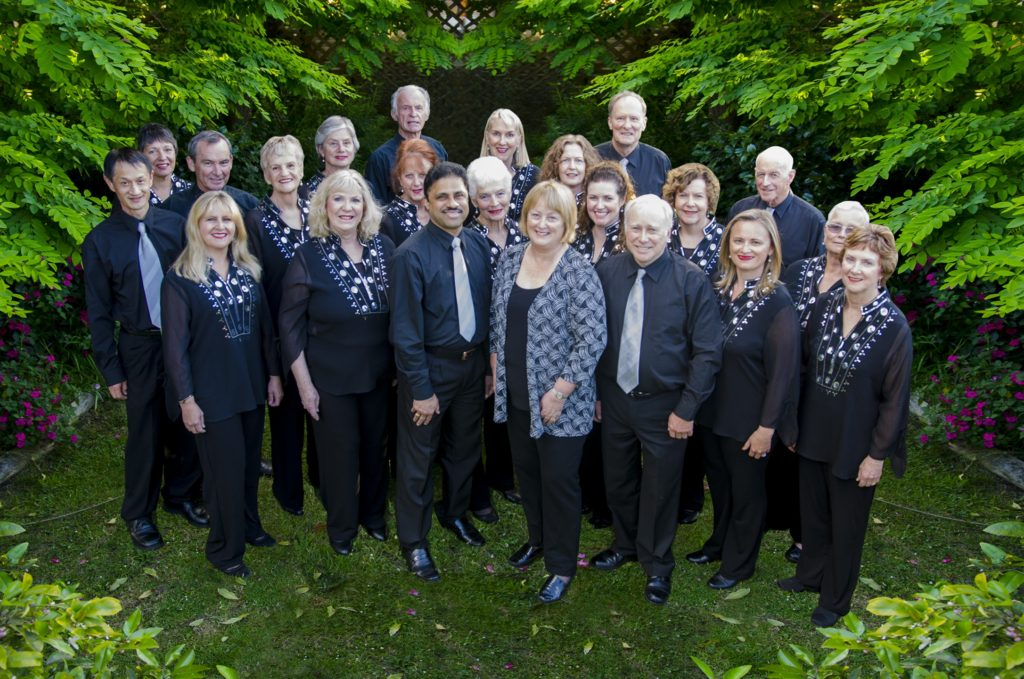 The City of Auckland Singers, Auckland, New Zealand