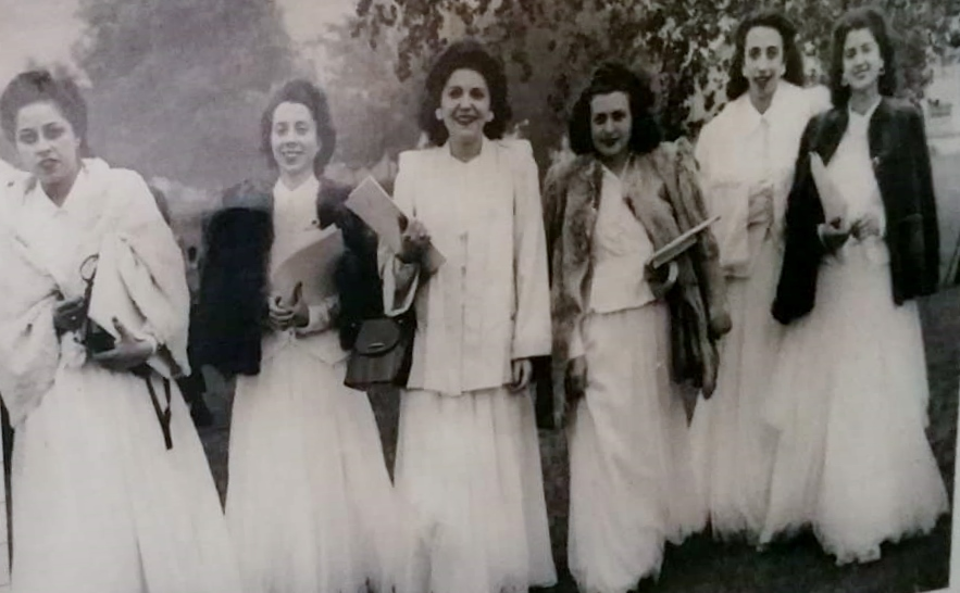 Grupo Musical Feminino from Oporto, 1947
