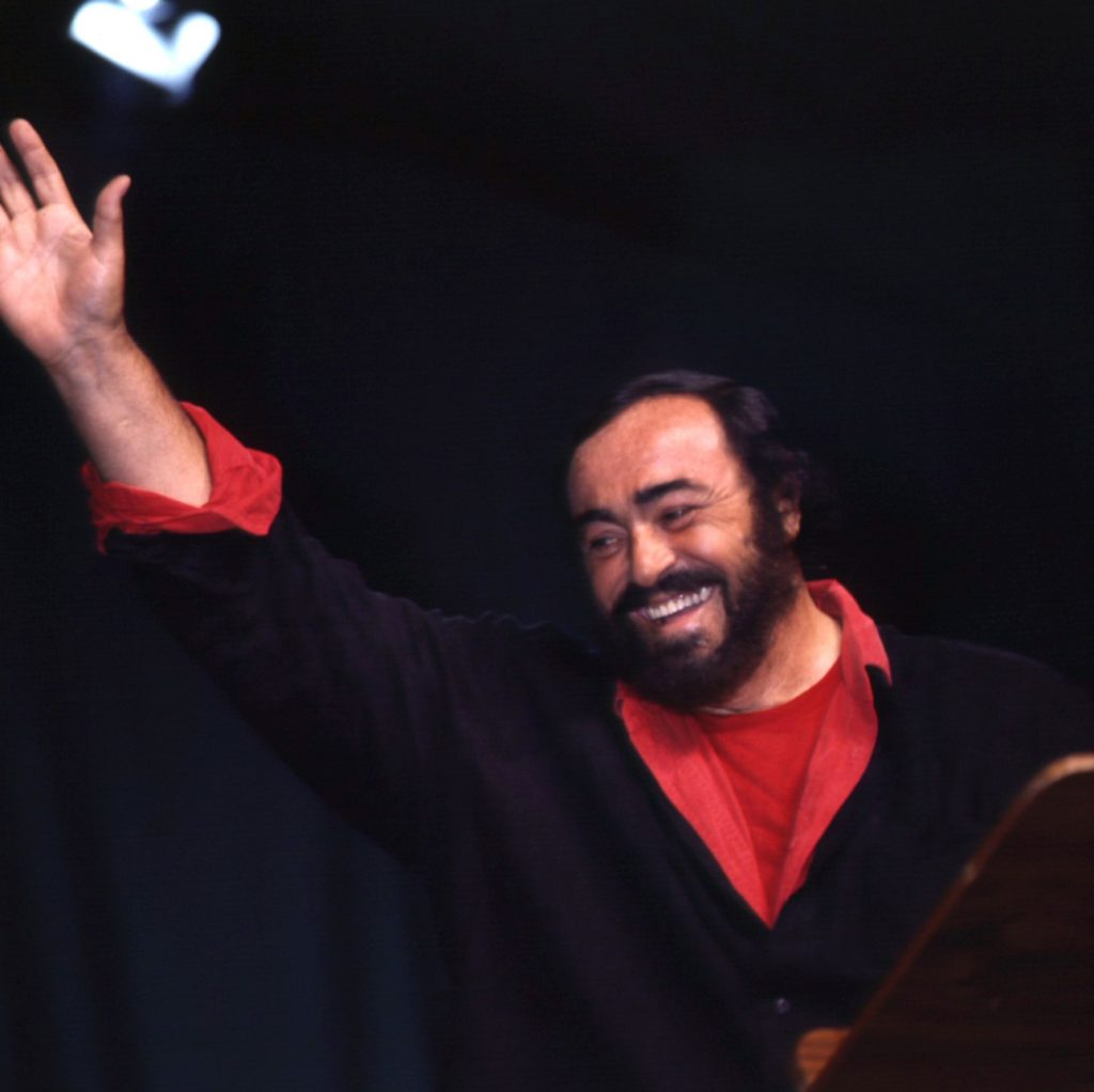 Pavarotti 4