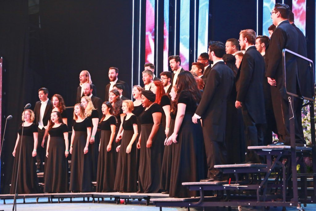 The Bob Cole Conservatory Chamber Choir