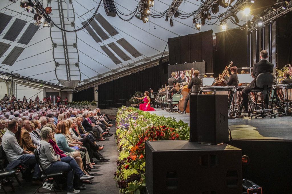 Llangollen International Musical Eisteddfod 2016. World class opera singer Kate Aldrich led an all-star cast in a concert adaptation of Georges Bizet's opera, Carmen last night (Tuesday).
